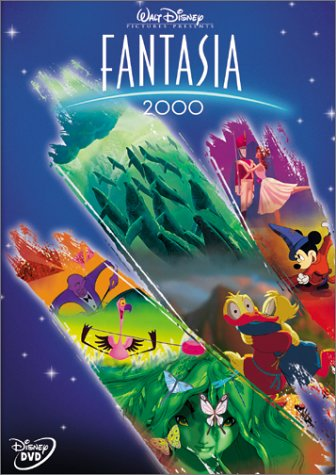 Fantasia 2000 (1999) Steve Martin, James Levine DVD