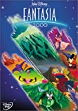Fantasia 2000 - movie DVD cover picture