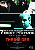 The Insider - movie DVD cover picture