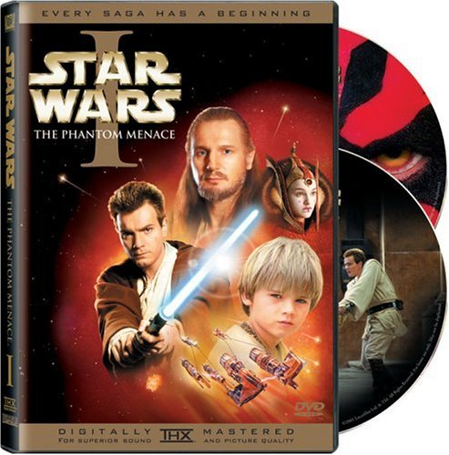 Star Wars - Episode I, The Phantom Menace (Widescreen Edition)