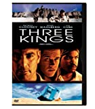 Three Kings - movie DVD cover picture
