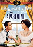The Apartment - movie DVD cover picture