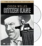 Citizen Kane (Two-Disc Special Edition) - movie DVD cover picture