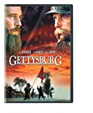Gettysburg (Widescreen Edition) - movie DVD cover picture