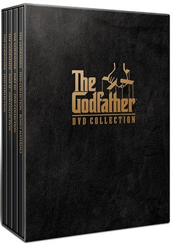 The Godfather Collection The Godfather / The Godfather: Part II / The Godfather: Part III