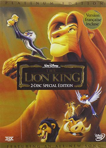 Lion King, The / Король Лев (1994)
