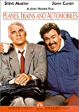 Planes, Trains and Automobiles - movie DVD cover picture
