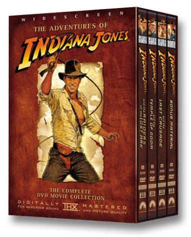 Indiana Jones at Amazon