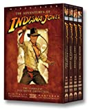 The Adventures of Indiana Jones (Raiders of the Lost Ark/The Temple of Doom/The Last Crusade) - Widescreen - movie DVD cover picture