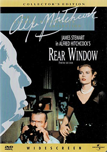 Rear Window Collector's Edition