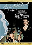 Rear Window (Collector's Edition) - movie DVD cover picture