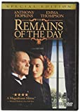 The Remains of the Day (Special Edition) - movie DVD cover picture