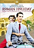 Roman Holiday (Special Collector's Edition) - movie DVD cover picture