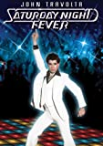 Saturday Night Fever - movie DVD cover picture