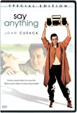 Say Anything... - movie DVD cover picture