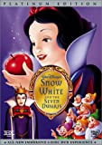 Snow White and the Seven Dwarfs (Disney Special Platinum Edition) (1938)  Lucille La Verne, Harry Stockwell