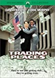 Trading Places - movie DVD cover picture