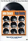 High Fidelity - movie DVD cover picture
