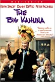 The Big Kahuna - movie DVD cover picture