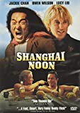 Shanghai Noon - movie DVD cover picture