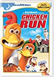 Chicken Run - movie DVD cover picture