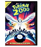 Pokemon -  The Movie 2000 - movie DVD cover picture