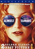 Almost Famous - movie DVD cover picture