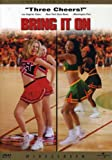 Bring It On - movie DVD cover picture