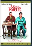 Meet the Parents - movie DVD cover picture