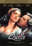 Quills - movie DVD cover picture