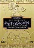 The Emperor's New Groove (Disney Collector's Edition) - movie DVD cover picture