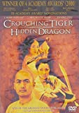 Crouching Tiger, Hidden Dragon - movie DVD cover picture