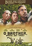 O Brother, Where Art Thou? - movie DVD cover picture