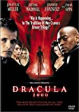 Dracula 2000 - movie DVD cover picture