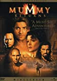 The Mummy Returns (Widescreen Collector's Edition) - movie DVD cover picture