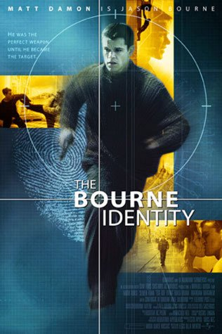 The Bourne Identity / Идентификация Борна (2002)