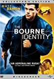 The Bourne Identity (Widescreen Collector's Edition) - movie DVD cover picture