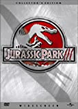 Jurassic Park III (Widescreen Collector's Edition) - movie DVD cover picture