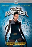 Lara Croft - Tomb Raider (Special Collector's Edition) - movie DVD cover picture