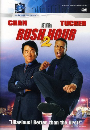 Buy Rush Hour 2 DVDs