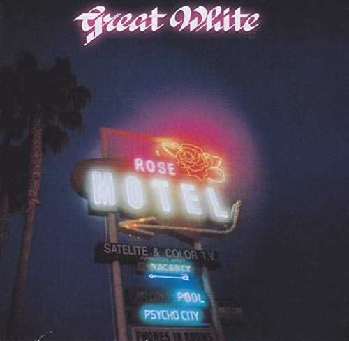 Great White - Psycho City - Zortam Music