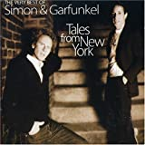 Album cover for The Very Best of Simon & Garfunkel: Tales from New York