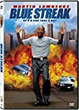 Blue Streak - movie DVD cover picture