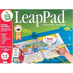 LeapFrog Interactive LeapPad Learning System: Green