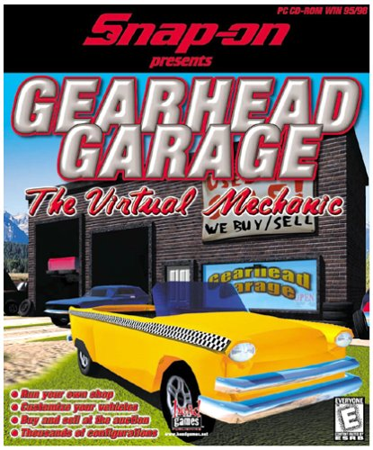 Snap-On Gearhead garage