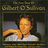 Pochette de l'album pour The Very Best of Gilbert O'Sullivan