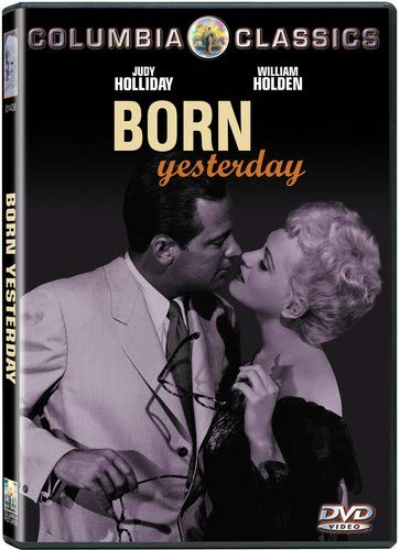 Born Yesterday cover