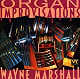 Capa do álbum Organ Improvisations