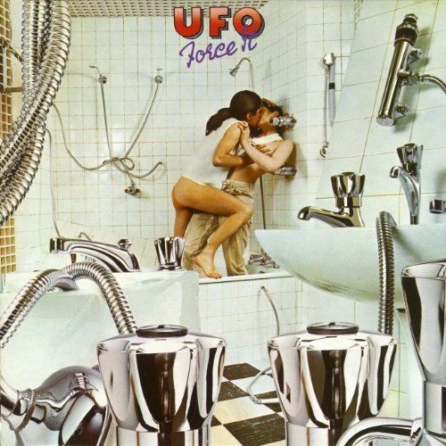 Force It by UFO album cover