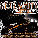Copertina di album per Fetenhits: The Real 90's (disc 1)